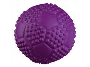 Míč se zvukem sportovní 7 cm - hračka pro psy