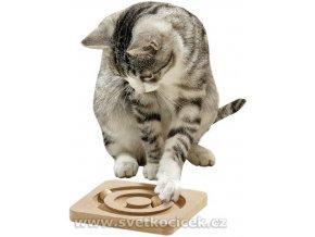 Kitty Brain Train Roundabout - hračka pro kočky