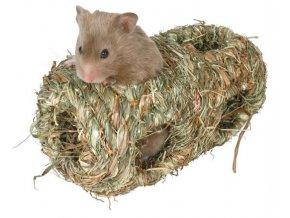 Pelíšek pro křečky a myši 10x19 cm