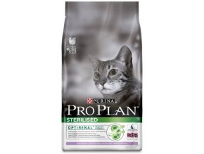 Purina Pro Plan Cat Sterilised Turkey 3 kg