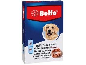 Bolfo obojek antiparazitní pro psy 70 cm