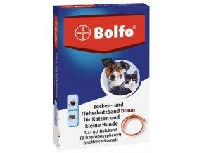 Bolfo obojek antiparazitní pro kočky a psy 38 cm
