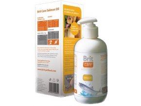 Brit Care lososový olej 500 ml