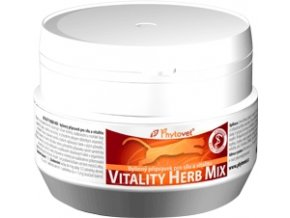 Phytovet Cat Vitality Herb Mix 125 g