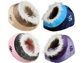 Pelíšek koule Minou různé barvy
