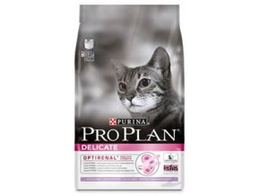 Purina Pro Plan Cat Delicate Rich in Turkey 3 kg