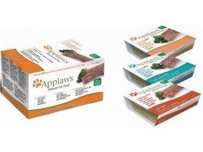 Applaws PATÉ mix Fresh oranžový 7x100 g