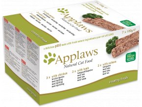 Applaws paté zelený mix