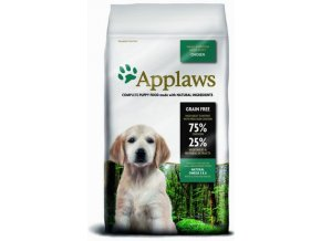 Applaws Puppy Small Medium Breed Chicken 7,5 kg