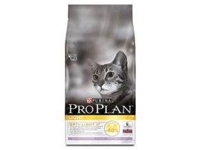 Purina Pro Plan Cat Light Rich in Turkey 10 kg
