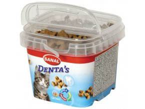 Sanal Denta's 75 g - pamlsky pro kočky