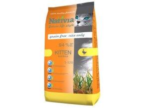 Nativia Kitten 1,5 kg