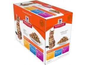multibalení hill kapsiček pro kočky