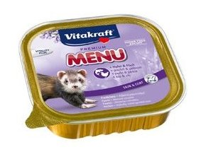 Vitakraft Ferret Menu paštika 100 g