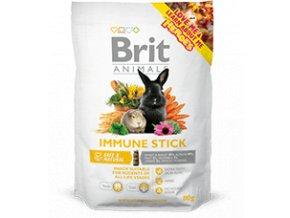 Brit Animals Immune Stick pro hlodavce 80 g