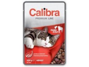 Calibra chicken beef