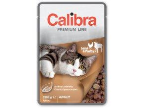 Calibra lamb poultry pro kočky