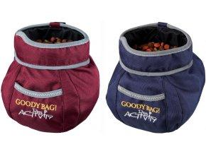 Dog Activity Goody sáček na pamlsky 11x16 cm různé barvy
