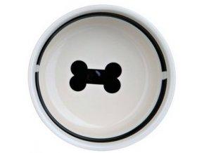 NÁHRADNÍ keramická miska na KRMIVO ke stojánku 0,6 l, 15 cm