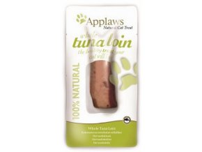 Applaws tuňák STEAK - pamlsek pro kočky a psy 30 g