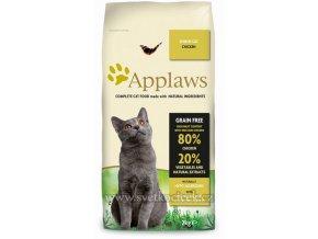 Kvalitní granule pro starou kočku Applaws