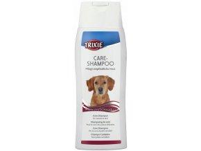 Pečující šampon pro citlivé psy Trixie 250 ml