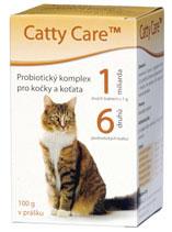Catty Care Probiotika+Kitten plv 100 g