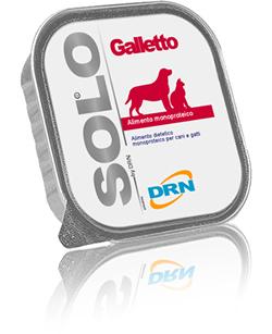 Solo Monoprotein kohoutí - vanička 100 g