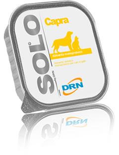 Solo Monoprotein kozí - vanička 300 g