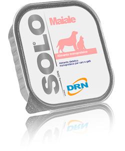 Solo Monoprotein vepřové - vanička 100 g