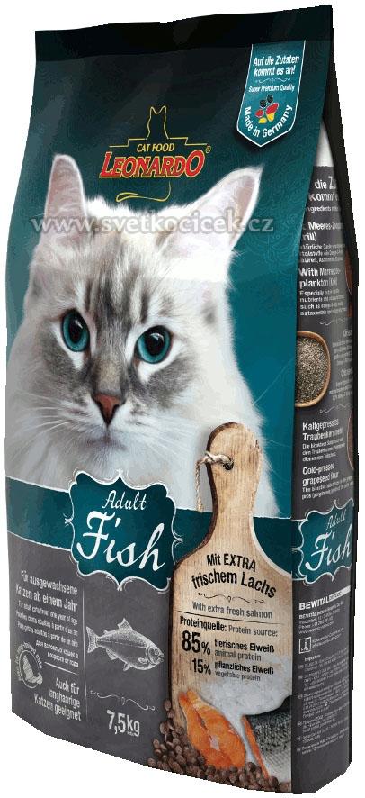 Leonardo Adult Fish 7,5 kg