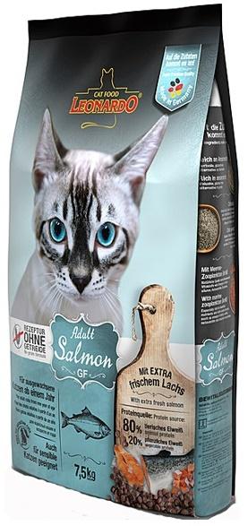 Leonardo Adult Salmon GF 7,5 kg