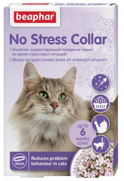 Beaphar No Stress obojek pro kočky 35 cm