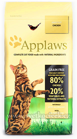 Applaws Cat Adult Chicken 400 g