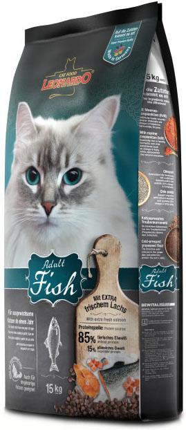 Leonardo Sensitive mořská ryba+rýže 15 kg
