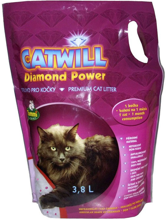 Catwill Diamond Power 3,8 L