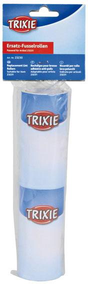 Náhradní válečky na odstranění chlupů z oděvu Trixie - 2x60 listů