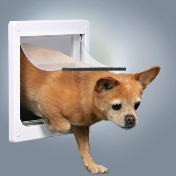 Průchozí dvířka pro psy XS-S dvoucestná