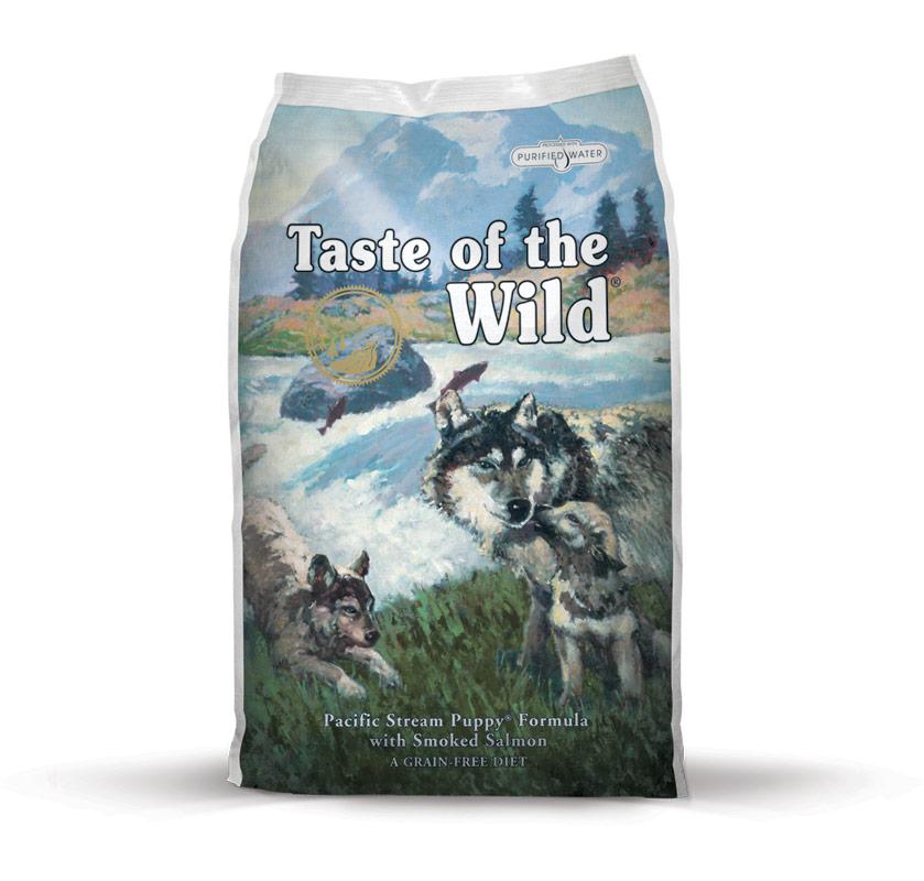 Taste of the Wild Pacific Stream Puppy 2 kg