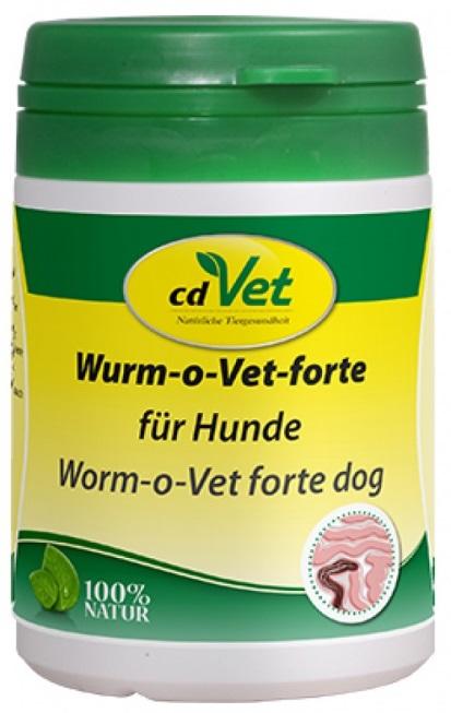 cdVet Odčervovací byliny pro psy 12 g