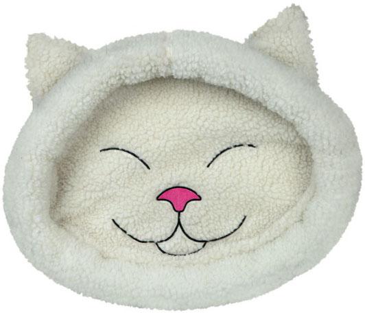 Pelíšek pro kočky Mijou krémový