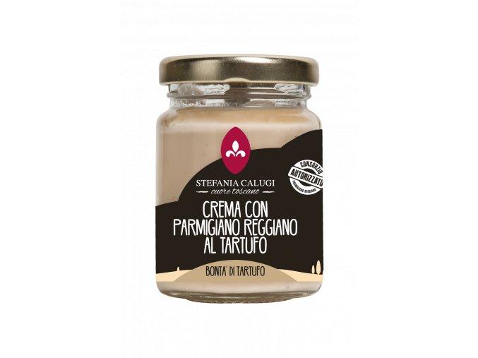 crema con parmigiano reggiano al tartufo full