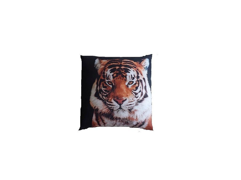 3D polštářek tygr