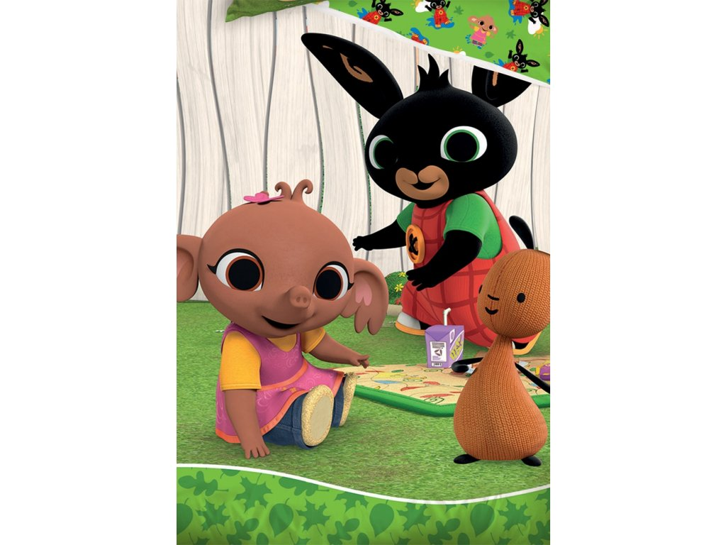 p446658 detske povleceni zajicek bing zahradni party bing195009 detail 1 1 601114