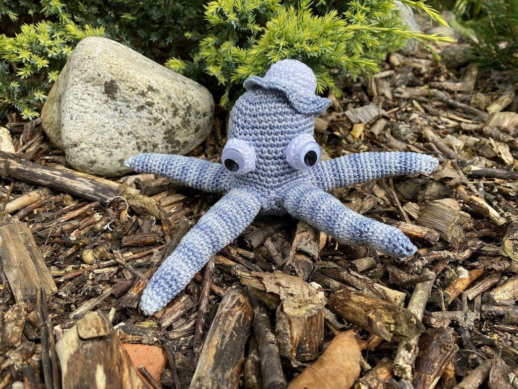 chobotnice Tonička