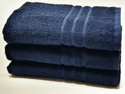 Froté uterák HOTEL 500g - Marine modrá 50x100