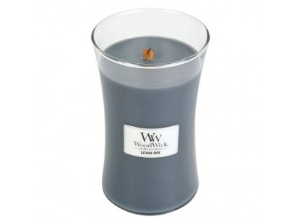 woodwick dekorativni vaza evening onyx 609 5g
