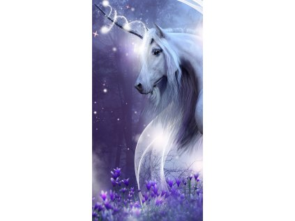unicorn purple