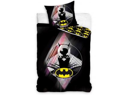 Bavlnené obliečky - Batman Shadows - 140x200 + 70x90