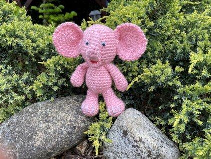 slon růžový Iva